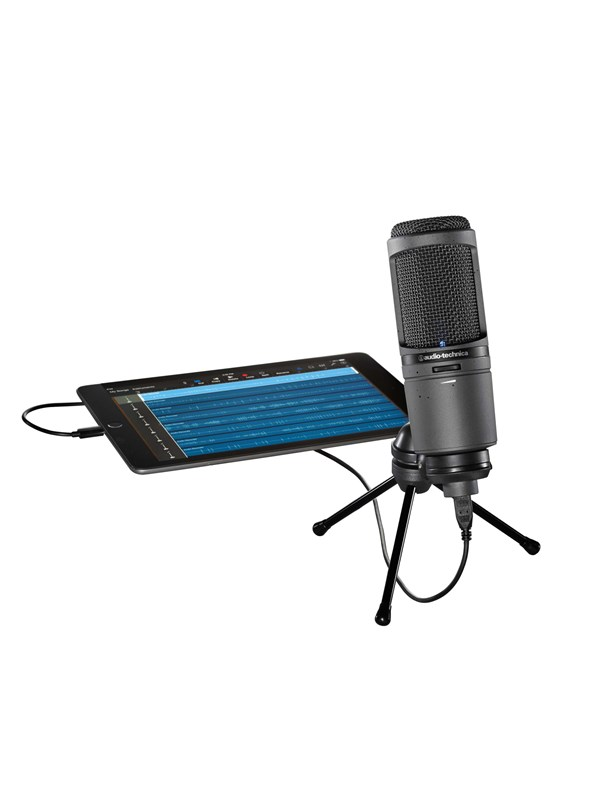 Image of   Audio-Technica AT2020 USBi Microphone