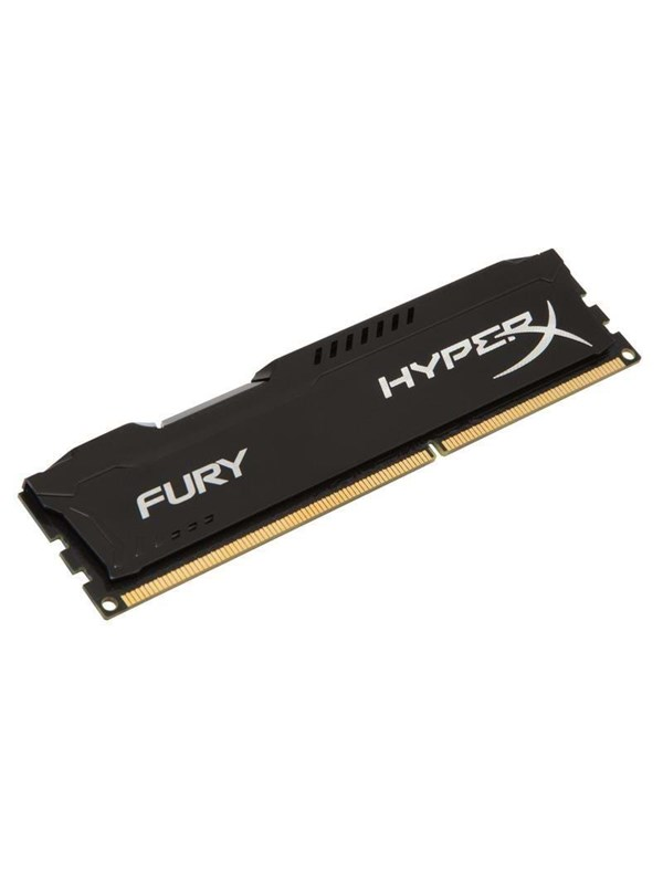 Kingston HyperX Fury DDR3L-1600 BK C10 SC - 4GB