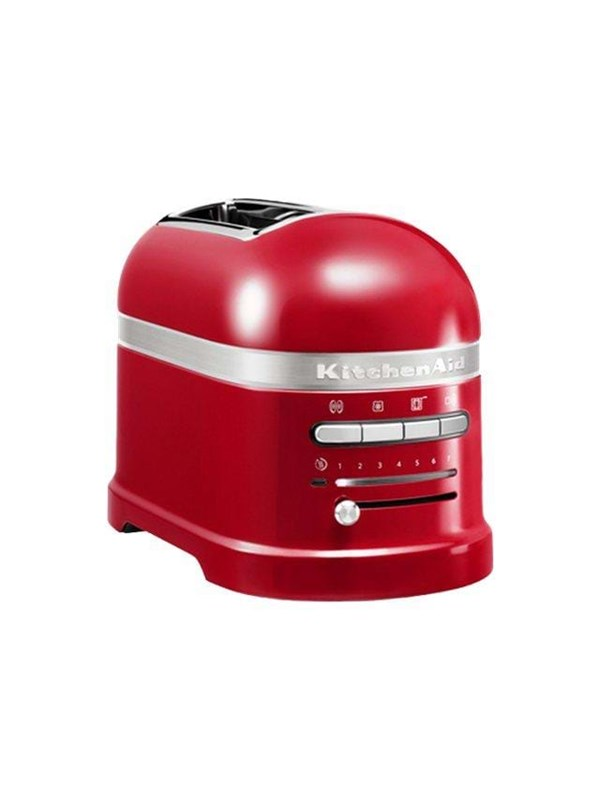 Image of   KitchenAid Brødrister 5KMT2204EER Artisan - empire red
