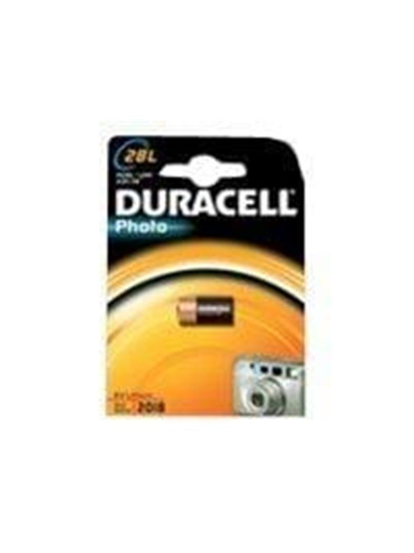 Image of   DURACELL Photo 28L