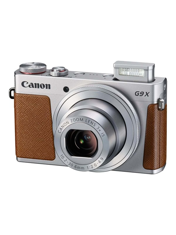 Image of   Canon PowerShot G9 X - Silver