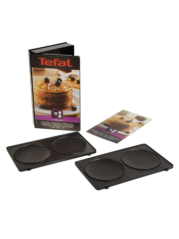 Tefal Snack Collection - Box 10: Pancake Plates