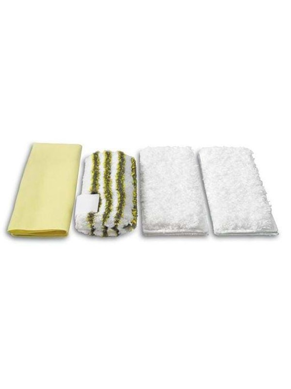 Krcher Damprenser Microfibre Cloth Kit for Bathroom