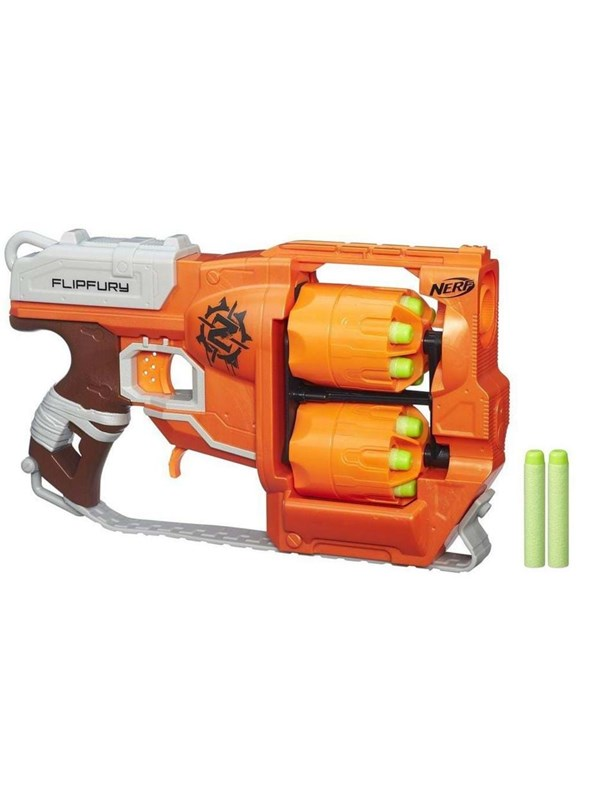 Image of   NERF Zombie Strike Flip Fury