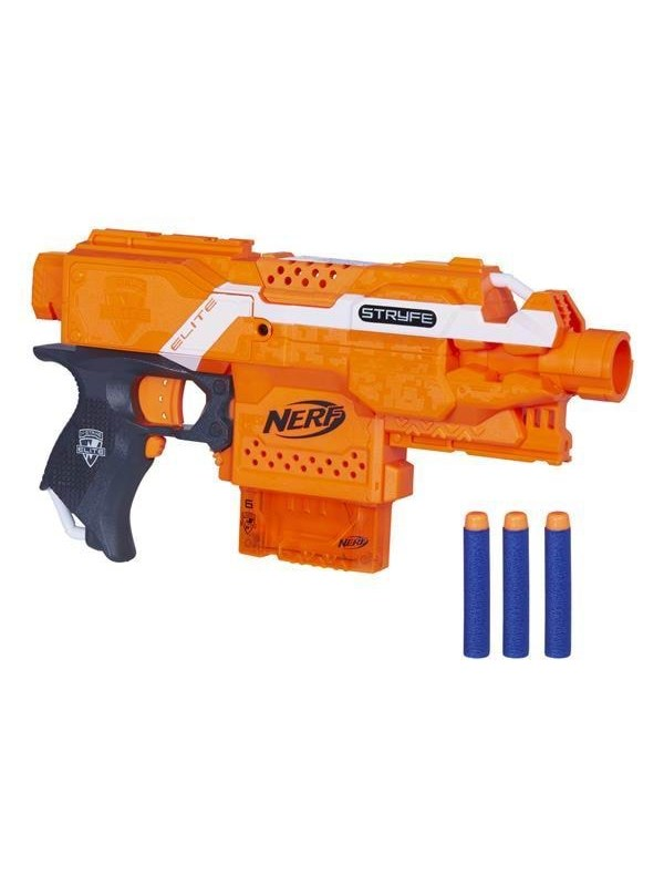 Image of   NERF N-Strike Elite Stryfe Blaster