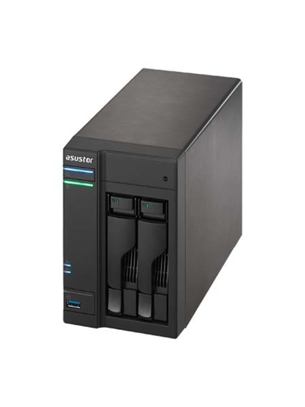Image of   ASUSTOR AS6102T - NAS & Streaming server