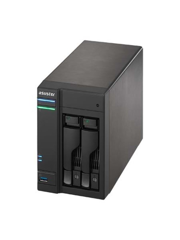 Image of   ASUSTOR AS6202T - NAS & Streaming server