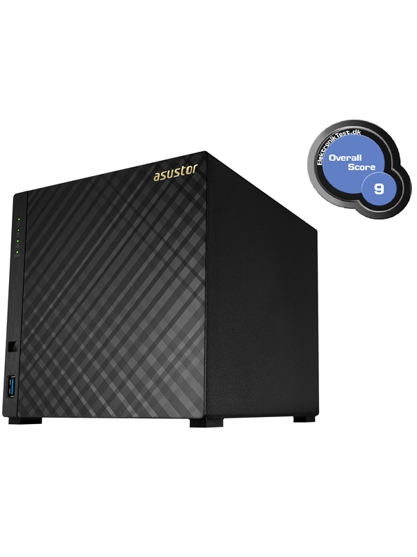 Image of   ASUSTOR AS3104T - NAS & Streaming server