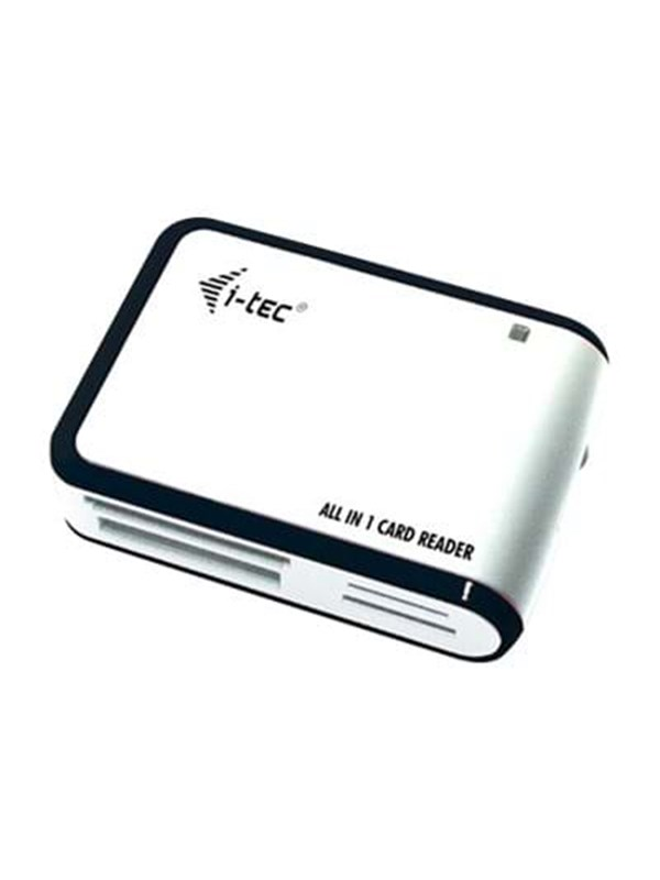 Image of   I-Tec USB 2.0 All-in-One Reader