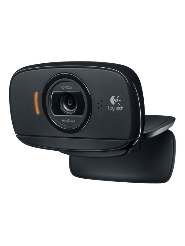 Image of   Logitech C525 HD Webcam Refresh - Black
