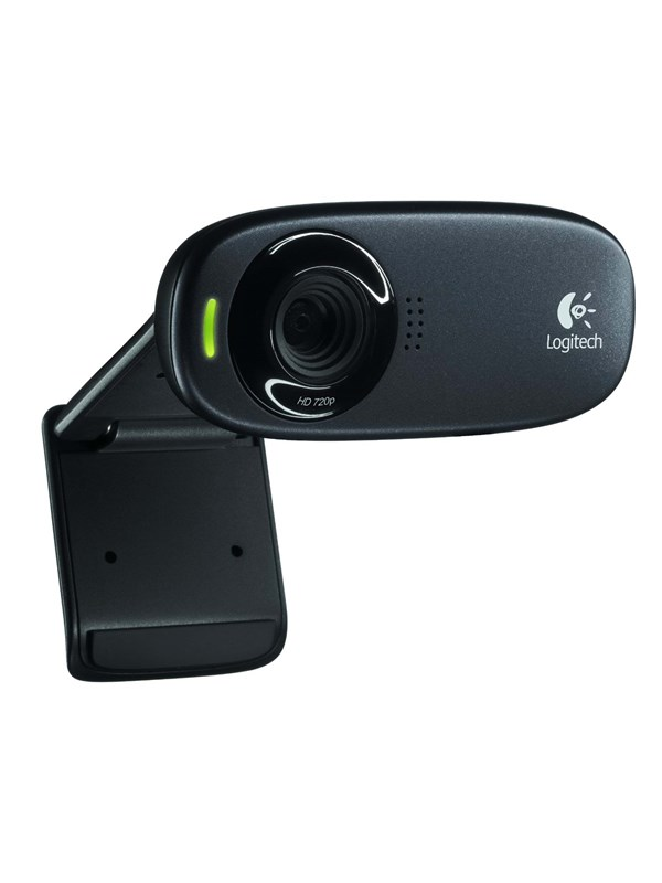 Image of   Logitech C310 HD Webcam Refresh - Black