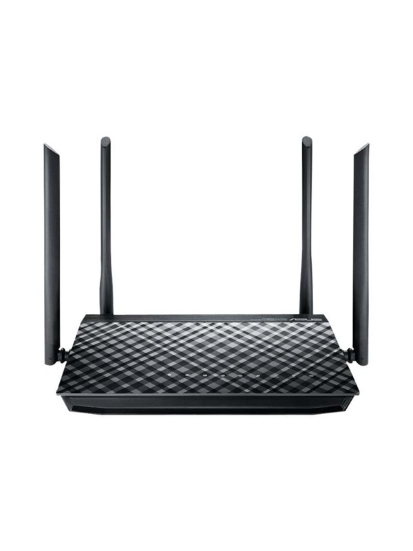 Image of   ASUS RT-AC1200G Plus - Trådløs router AC Standard - 802.11ac
