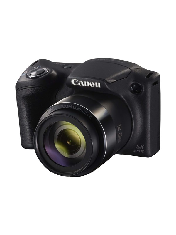 Image of   Canon PowerShot SX420 IS - Black