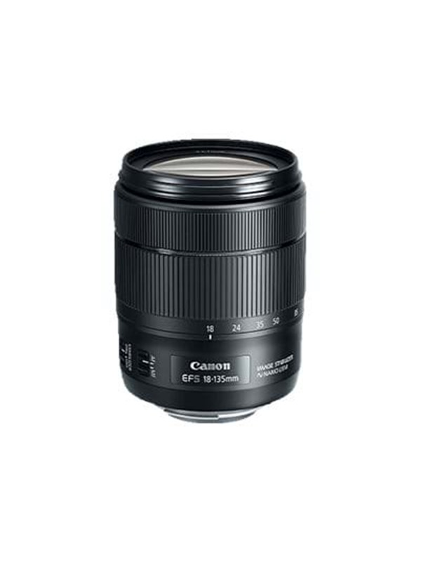 Image of   Canon EF-S 18-135mm F3.5-5.6 IS USM