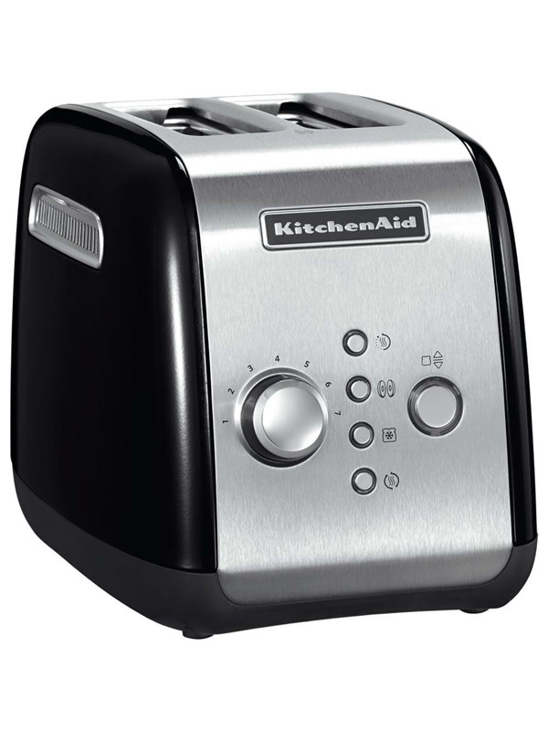 Image of   KitchenAid Brødrister 5KMT221EOB - Black