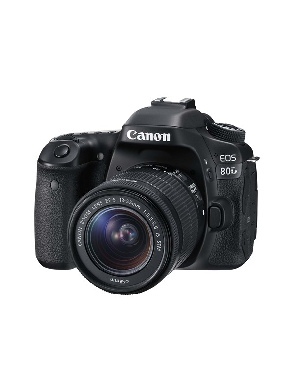 Image of   Canon EOS 80D 18-55mm IS STM