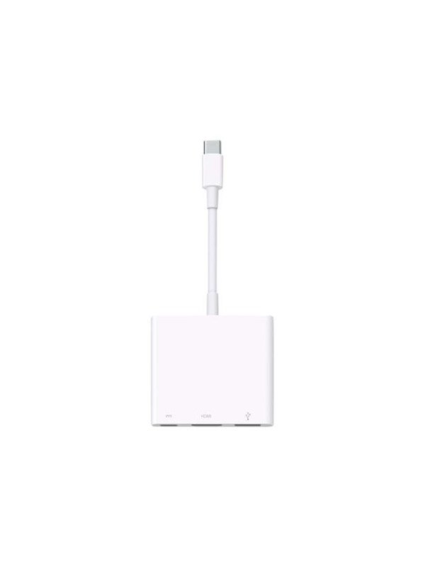 Image of   Apple USB-C Digital AV Multiport Adapter