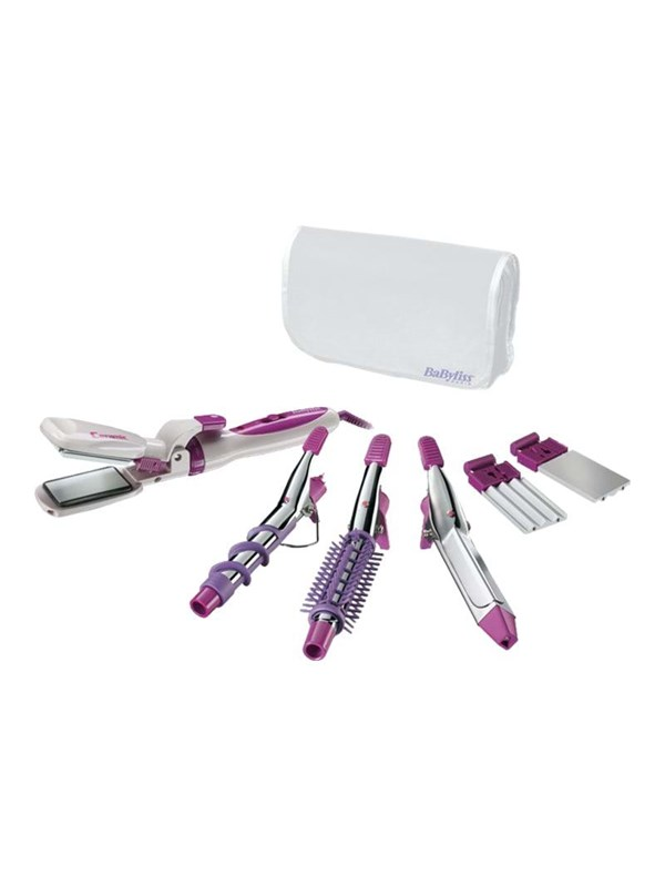 Image of   Babyliss Krøllejern 2020CE Fun Style 8 in 1