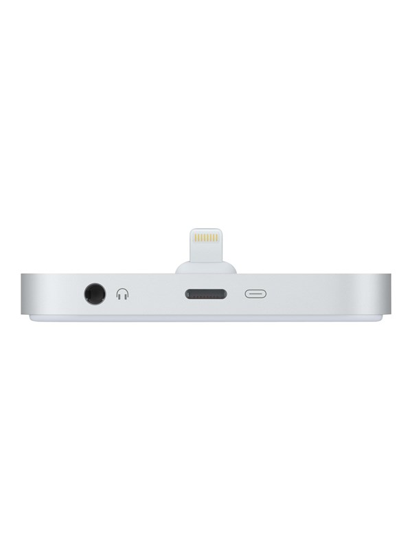 Image of   Apple iPhone Lightning Dock - Silver
