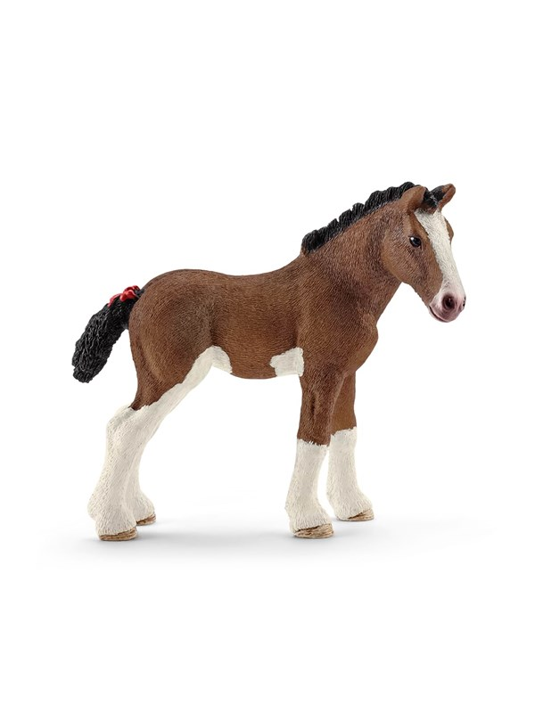 Schleich Clydesdale Horse foal