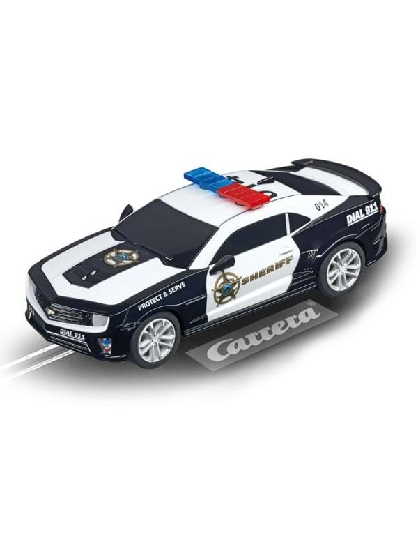 "Image of   Carrera Chevrolet Camaro ""Sheriff"""