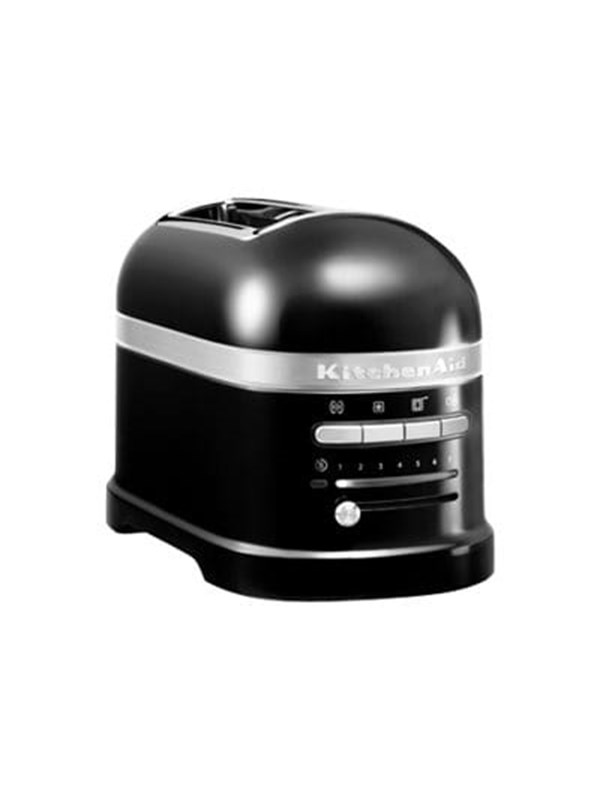 Image of   KitchenAid Brødrister 5KMT2204EOB Artisan - Sort onyx