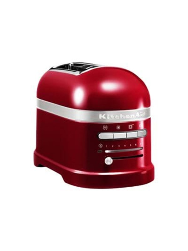 Image of   KitchenAid Brødrister 5KMT2204ECA Artisan - metallic red