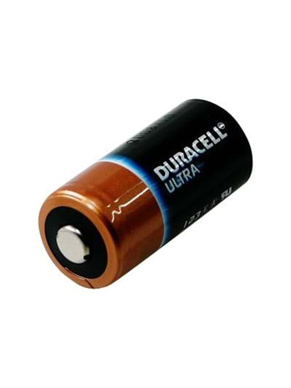Image of   DURACELL Camera battery - CR123A