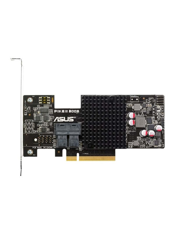 Image of   ASUS PIKE ll 3008-8i - PCIe 3.0 x8