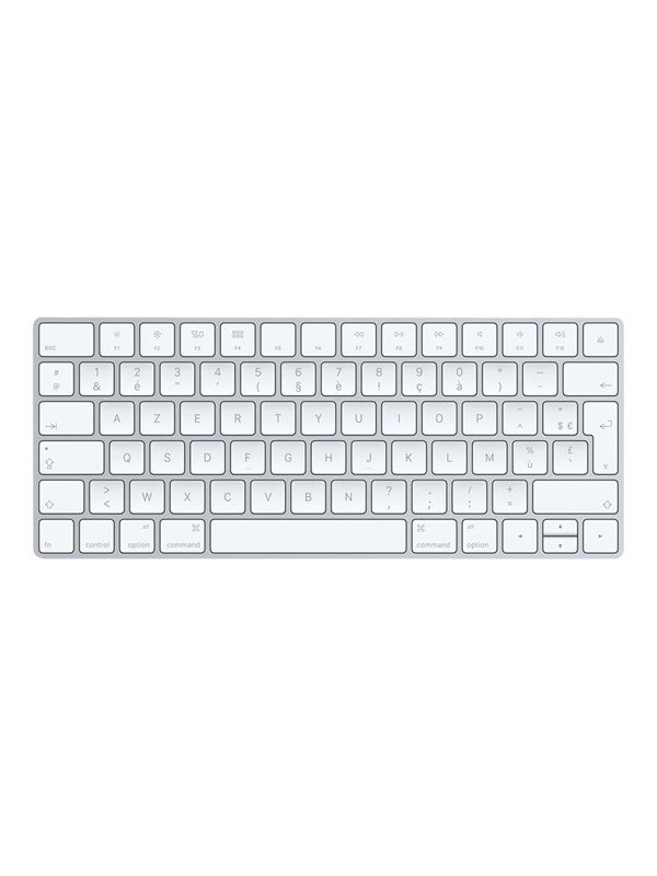 Image of   Apple Magic Keyboard - Tastatur - Fransk - Hvid