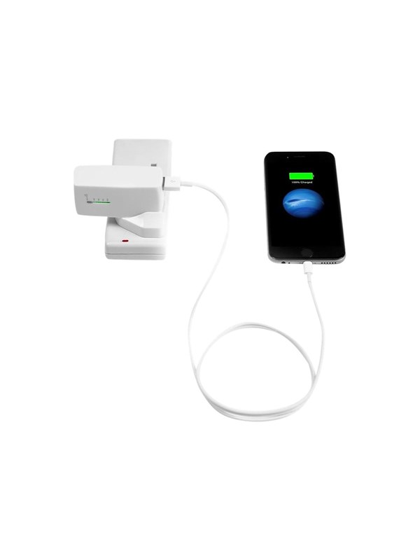 Image of   Targus 2-in-1 USB Wall Charger & Power Bank