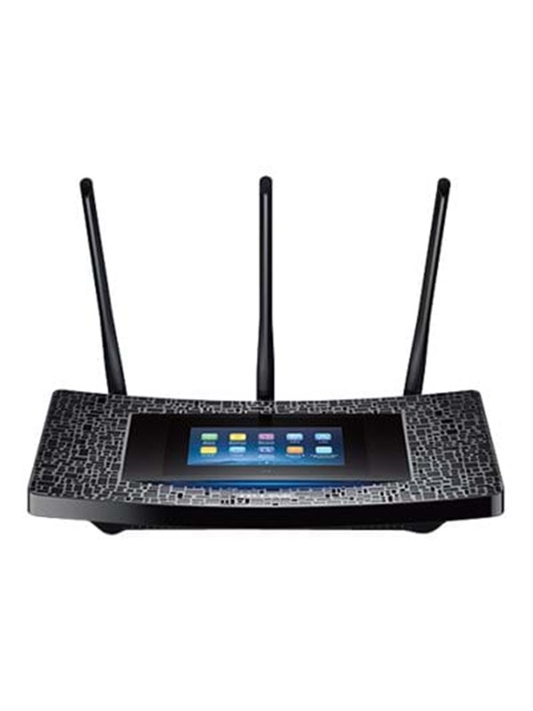 TP-Link AC1900 Touch Screen Wi-Fi Range Extender