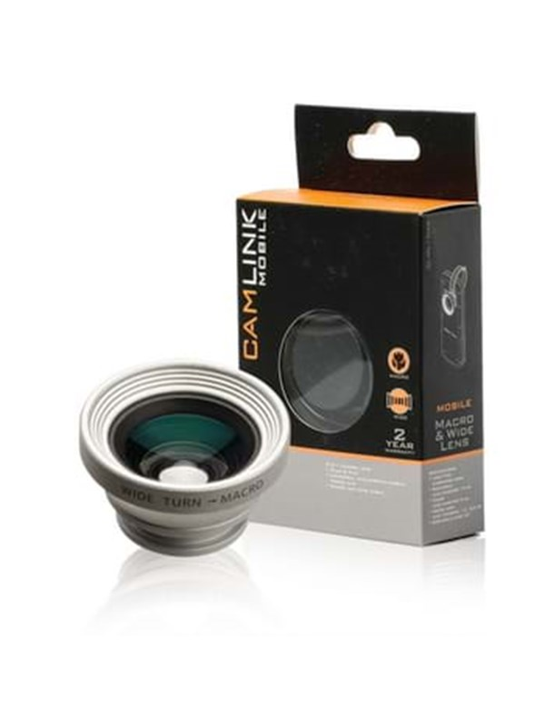 Image of   Camlink 2-IN-1 Mobile Phone Lens