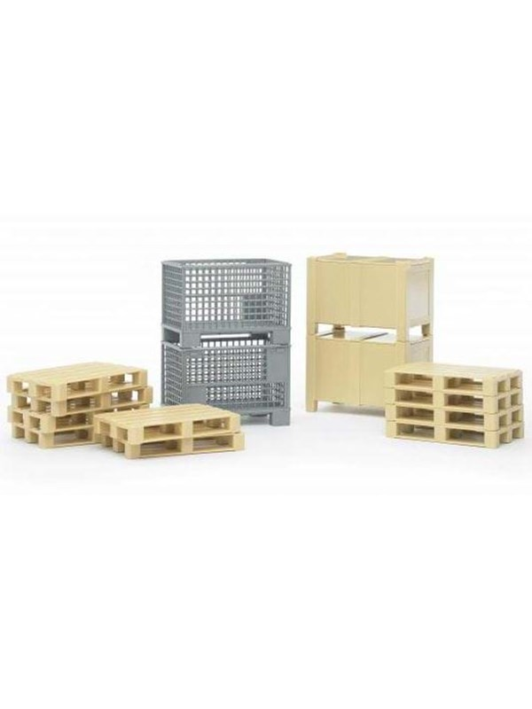 Image of   Bruder Accessories: Logistics set