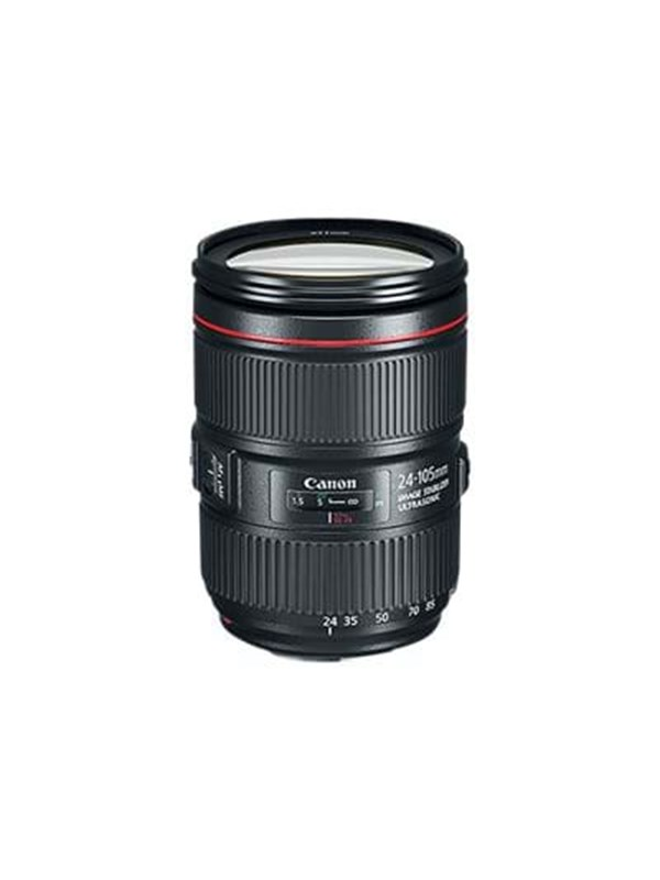 Image of   Canon EF 24-105mm f/4.0L IS II USM