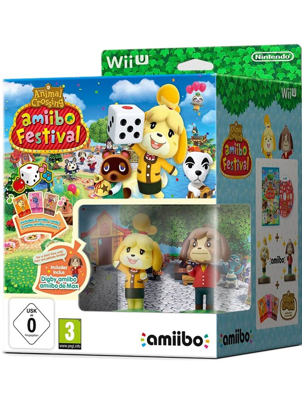 Image of   Animal Crossing: Amiibo Festival - Nintendo Wii U - Fest