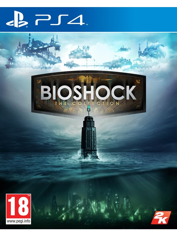 Image of   BioShock: The Collection - Sony PlayStation 4 - Samlinger
