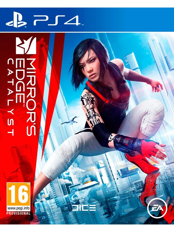 Mirror´s Edge Catalyst - Sony PlayStation 4 - FPS