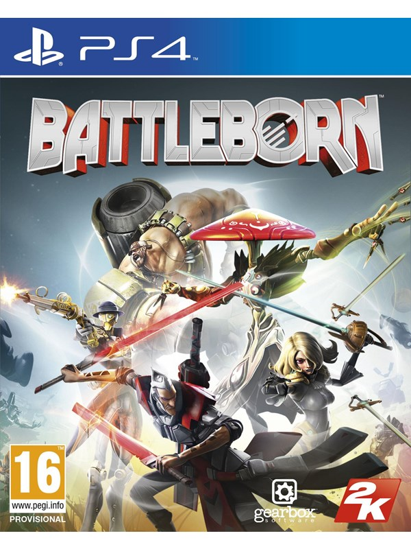 Image of   Battleborn - Sony PlayStation 4 - Action