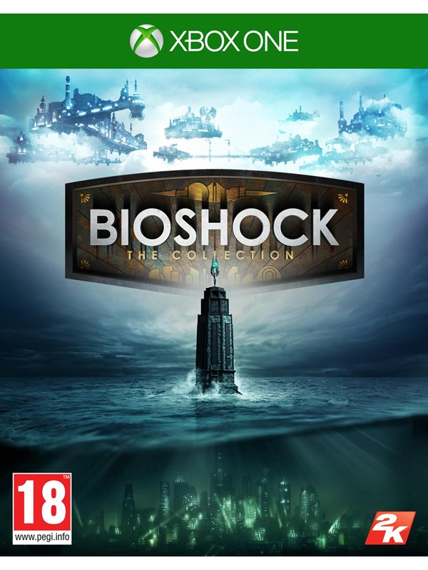 Image of   BioShock: The Collection - Microsoft Xbox One - Action
