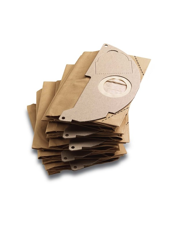 Image of   Kärcher Paper filter bags (5 bags)