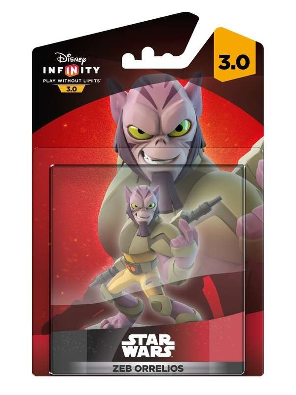 Image of   Disney 3.0 - Zeb Orrelios