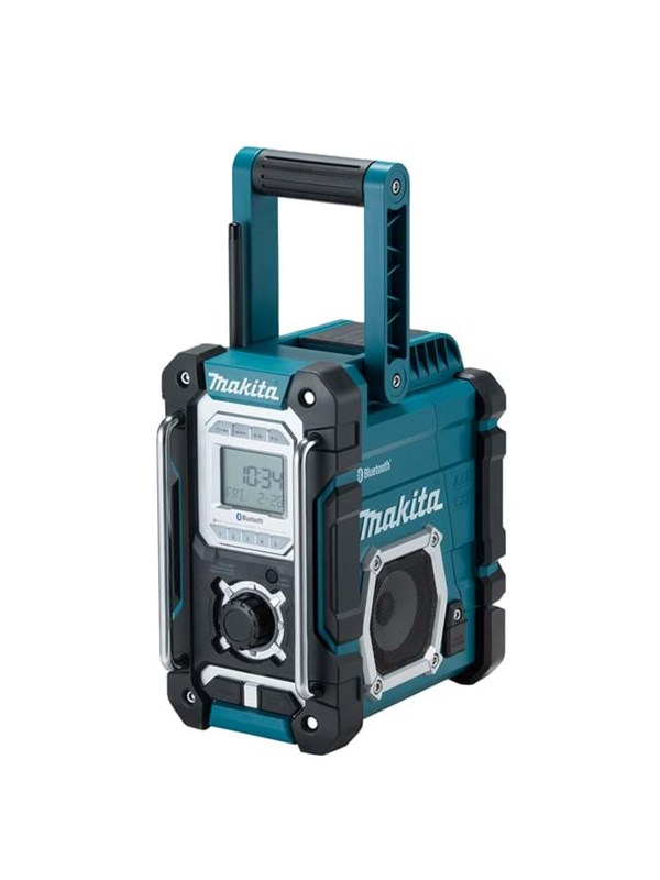 Image of   Makita DMR108 - FM/MW - Blå