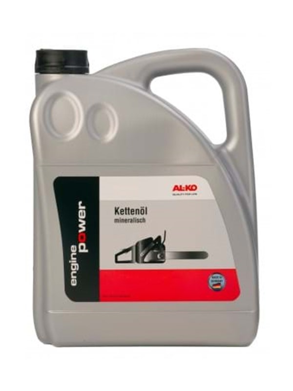 Image of   AL-KO Oil for Chainsaw - 5.0 l