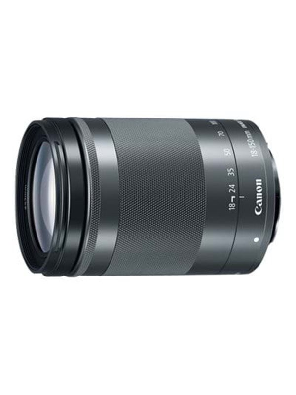 Image of   Canon EF-M 18-150mm F3.5-6.3 IS STM - Black