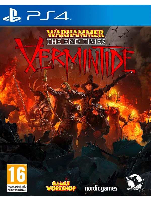 Warhammer: End Times - Vermintide - Sony PlayStation 4 - FPS