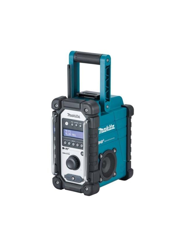 Image of   Makita Bærbar radio DMR 110 - Blå