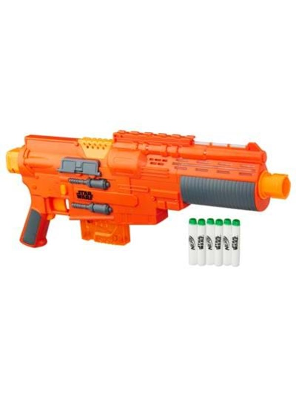 Image of   NERF Sergeant Jyn Erso Deluxe Blaster