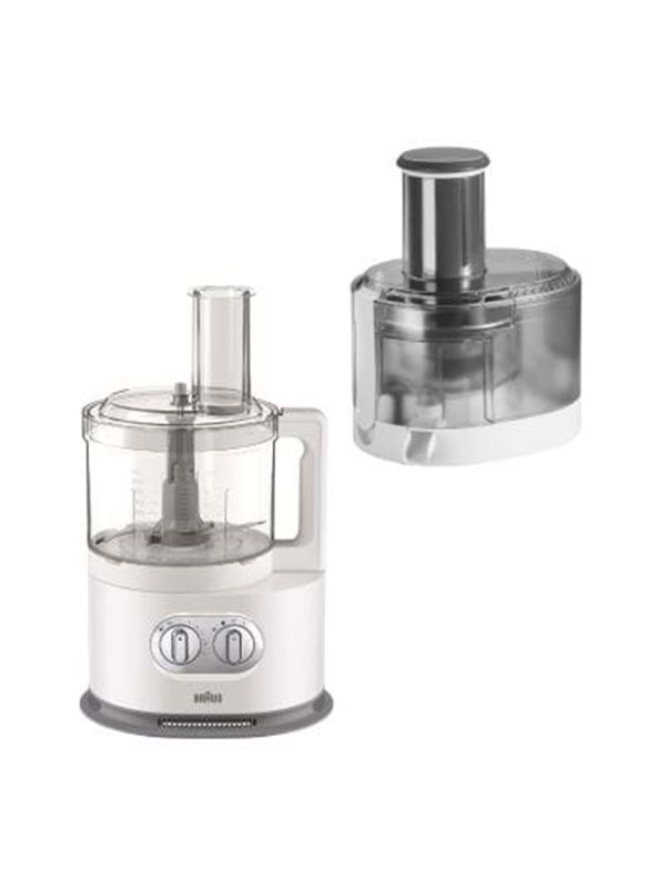 Image of   Braun Foodprocessor FP 5160 WH