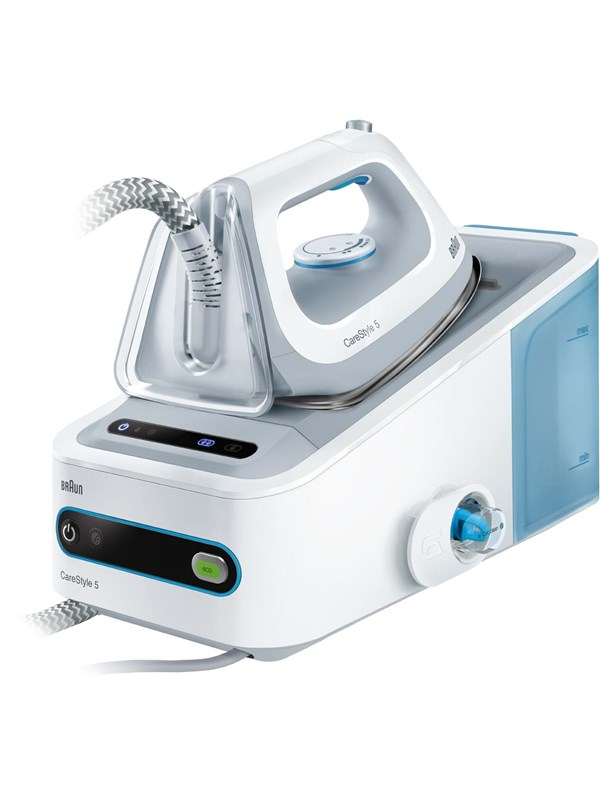 Image of   Braun Dampstation CareStyle Control IS5022WH -